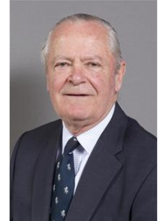 Photograph of  Mike Hill, OBE