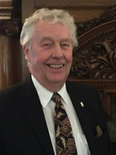 Photograph of  Alan Marsh