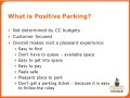 What is Positive Parking?