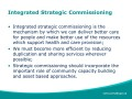 Integrated Strategic Commissioning (2)