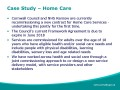 Case Study – Home Care