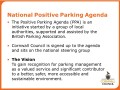 National Positive Parking Agenda