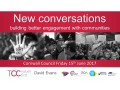 New conversations - welcome
