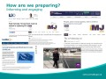 How are we preparing?- Informing and engaging (2)