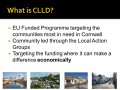 What is CLLD?