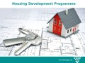 Housing Development Programme