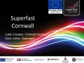Superfast Cornwall - welcome