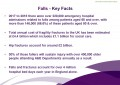 Falls - key facts cont.