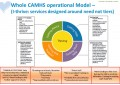 Whole CAMHS operational model